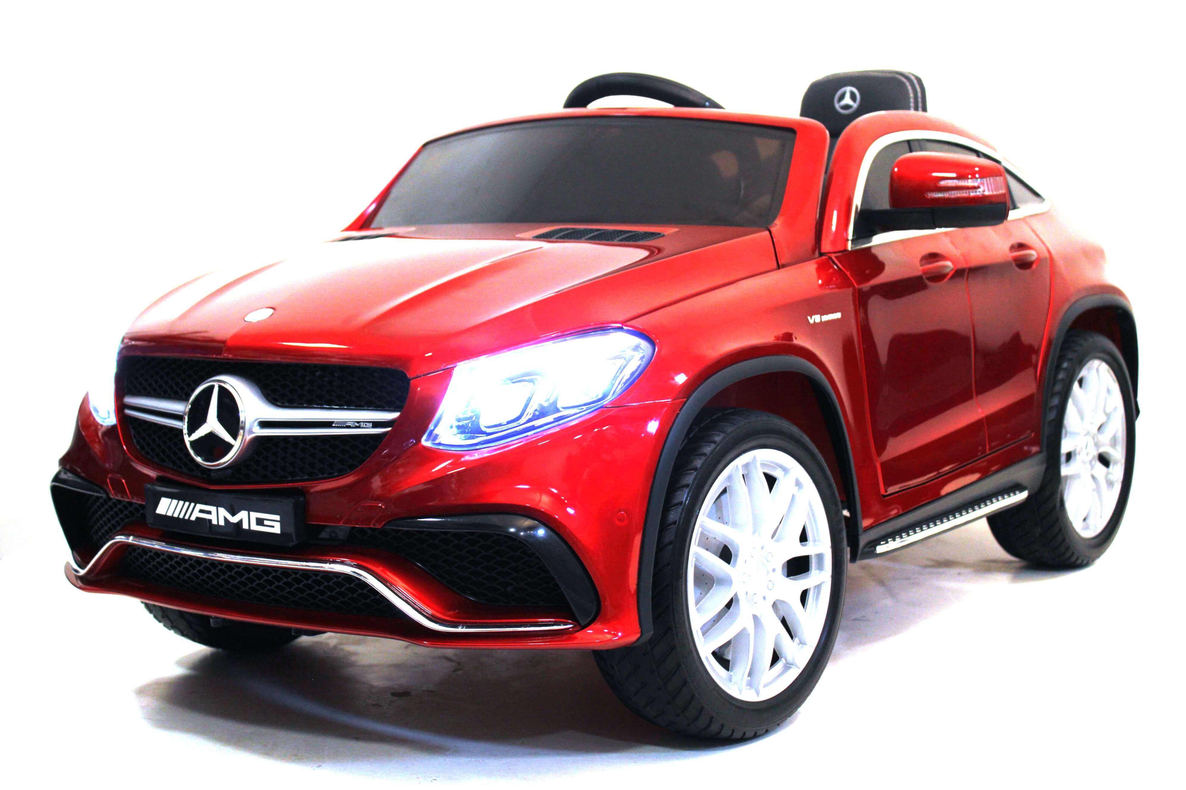 Электромобиль RiverToys Mercedes-AMG GLE63 Coupe M555MM Red