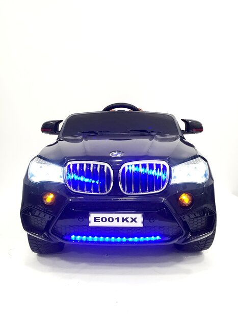 Электромобиль RiverToys BMW E002KX BLACK