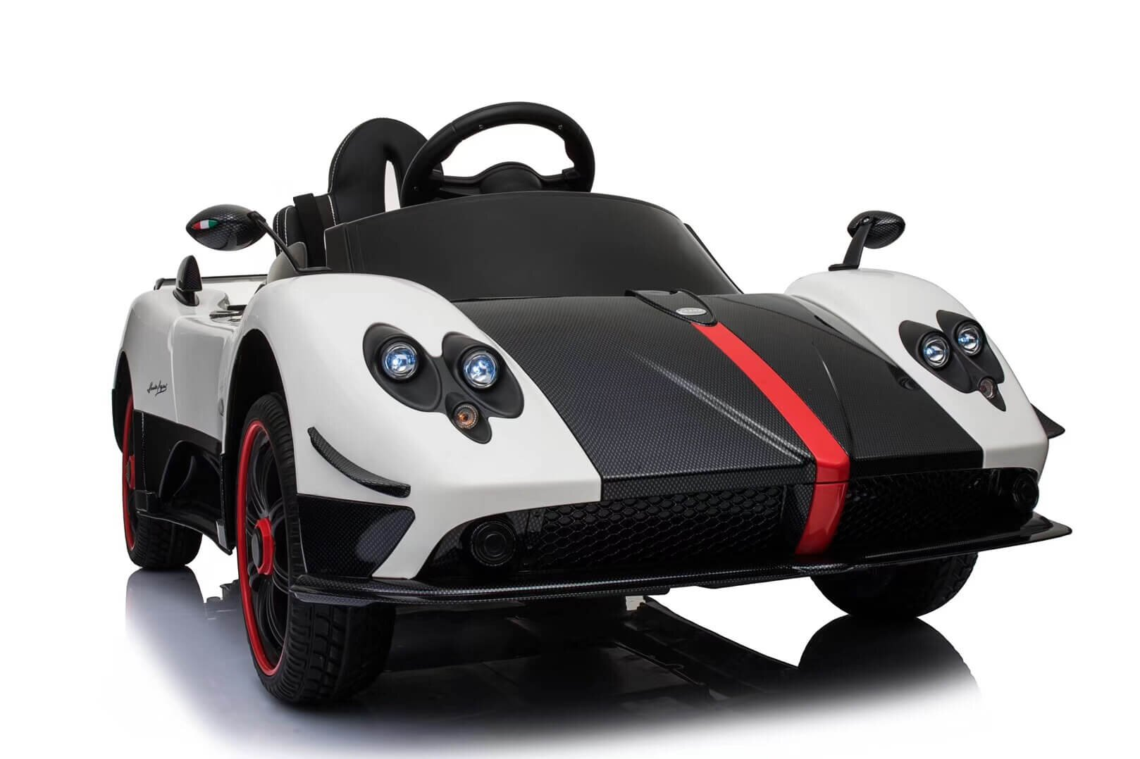 Электромобиль RiverToys PAGANI-ZONDA-CINQUE A009AA White